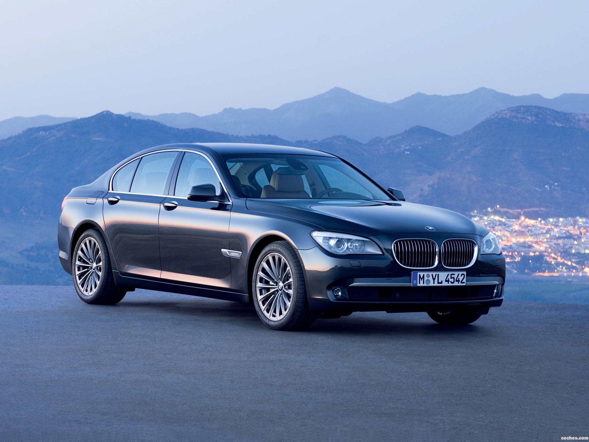 Foto 0 de BMW Serie 7 F01 2009