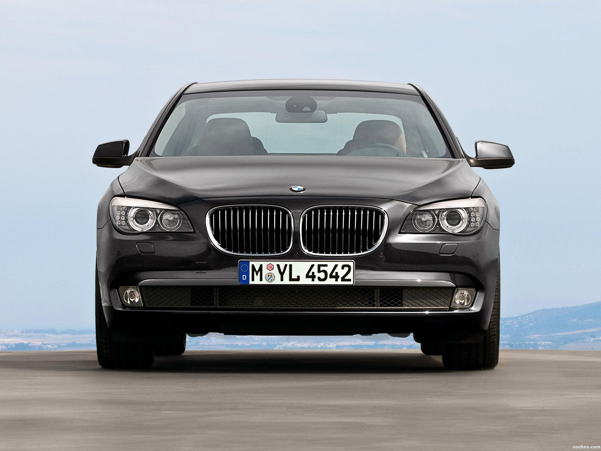 Foto 7 de BMW Serie 7 F01 2009