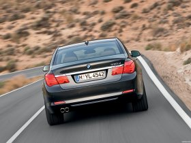 Ver foto 6 de BMW Serie 7 F01 2009