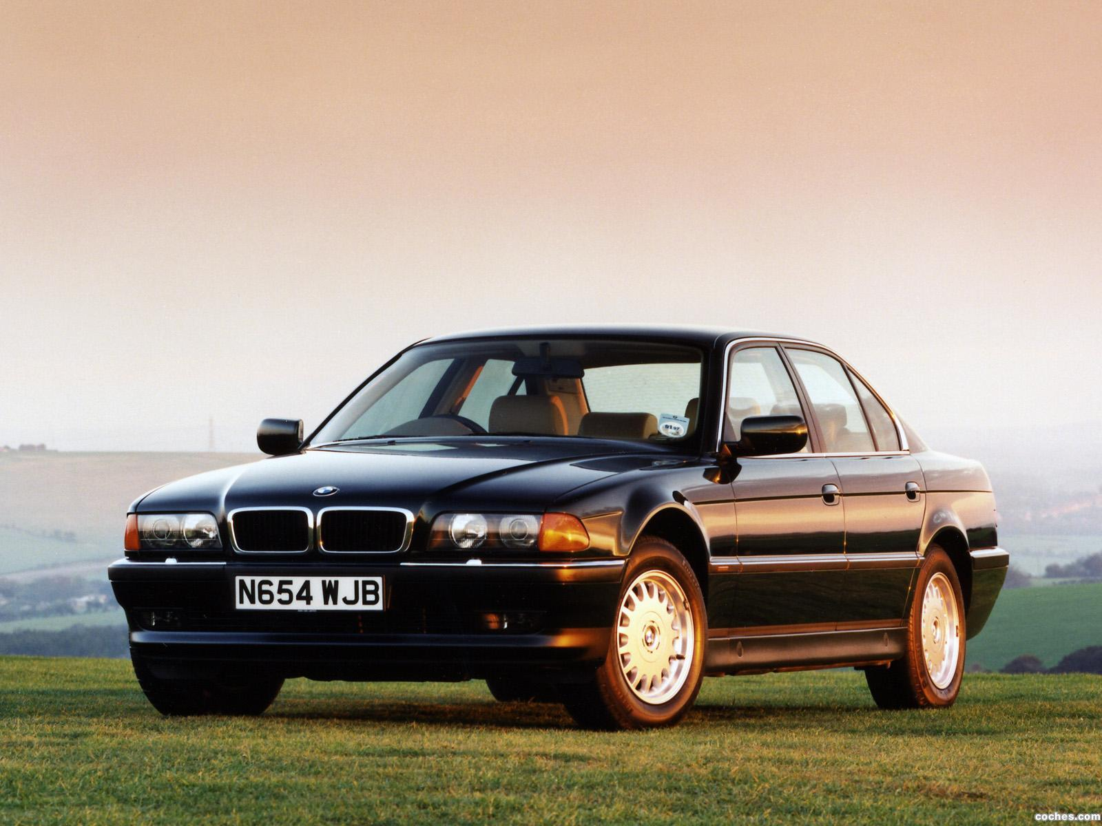 Foto 0 de BMW Serie 7 728i E38 UK 1996