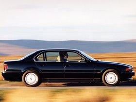 Ver foto 2 de BMW Serie 7 728i E38 UK 1996