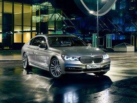 Ver foto 18 de BMW Serie 7 730Ld Xdrive G12 2015