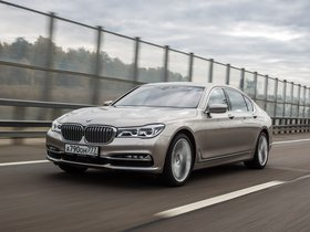 Ver foto 12 de BMW Serie 7 730Ld Xdrive G12 2015