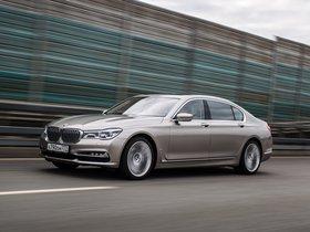 Ver foto 10 de BMW Serie 7 730Ld Xdrive G12 2015