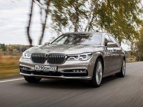 Ver foto 7 de BMW Serie 7 730Ld Xdrive G12 2015