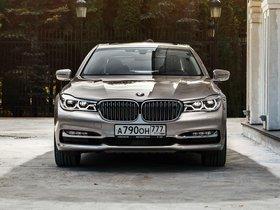 Ver foto 3 de BMW Serie 7 730Ld Xdrive G12 2015