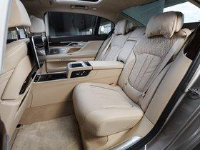 Ver foto 28 de BMW Serie 7 730Ld Xdrive G12 2015
