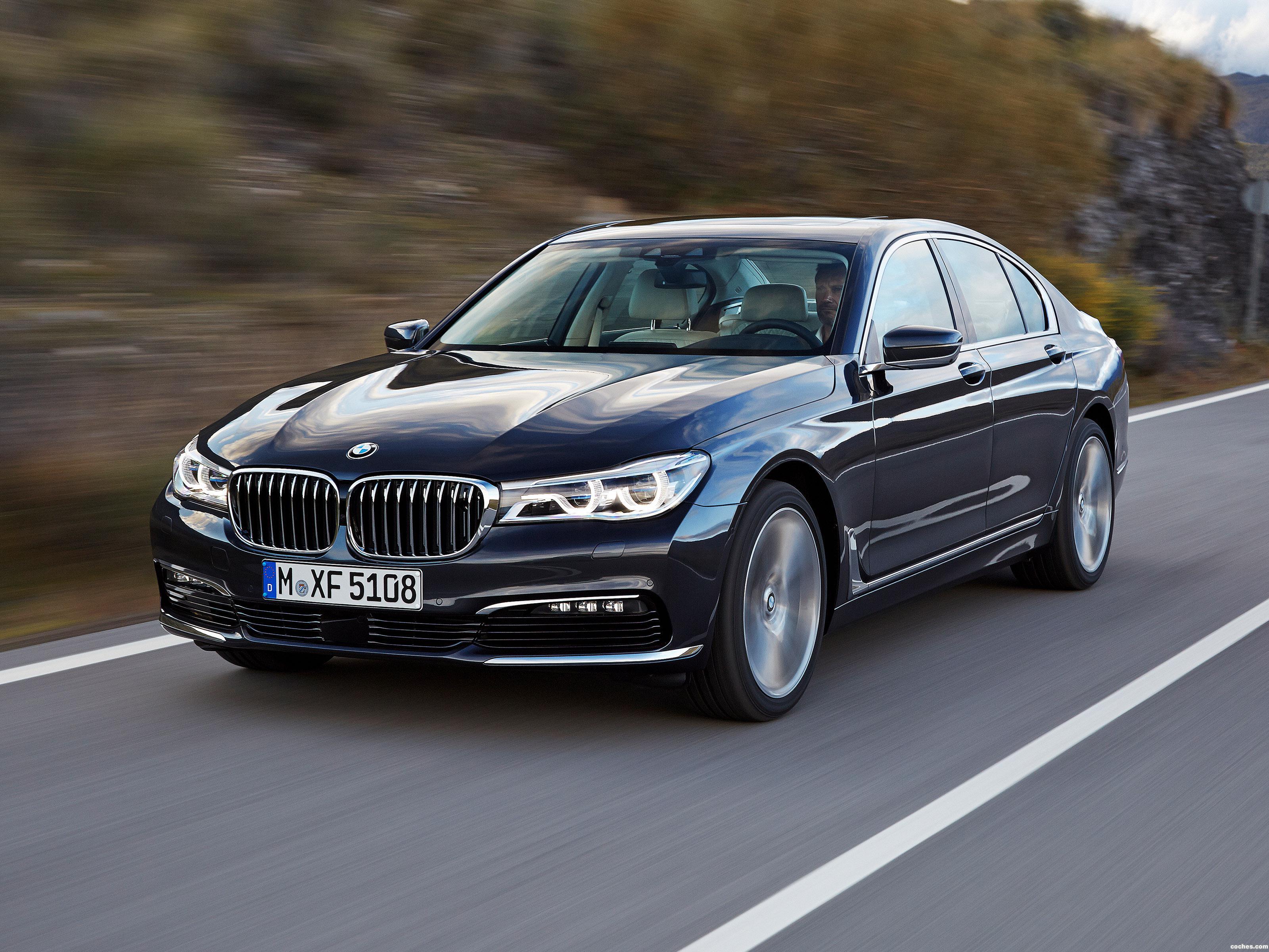 Foto 0 de BMW Serie 7 730d G11 2015