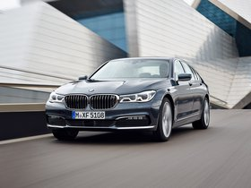 Ver foto 5 de BMW Serie 7 730d G11 2015