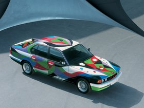 Ver foto 6 de BMW Serie 7 730i Art Car by Cesar Manrique E32 1990