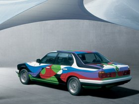 Ver foto 5 de BMW Serie 7 730i Art Car by Cesar Manrique E32 1990