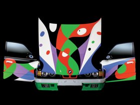 Ver foto 4 de BMW Serie 7 730i Art Car by Cesar Manrique E32 1990