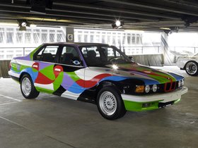 Ver foto 2 de BMW Serie 7 730i Art Car by Cesar Manrique E32 1990