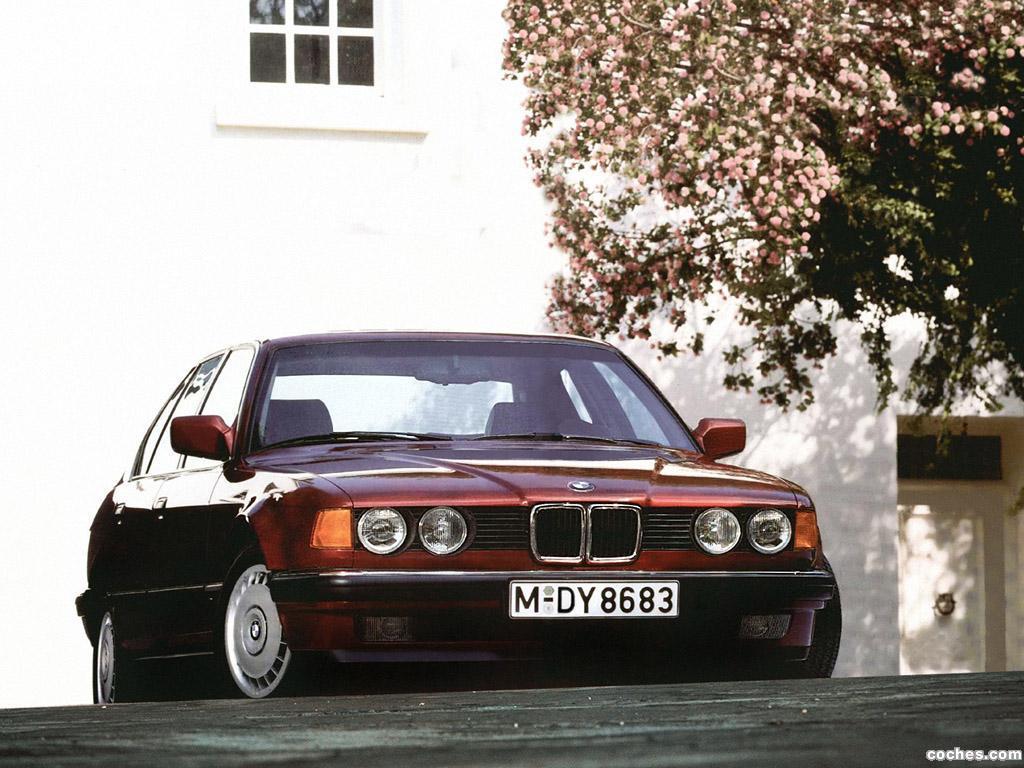 Foto 0 de BMW Serie 7 730i E32 1986