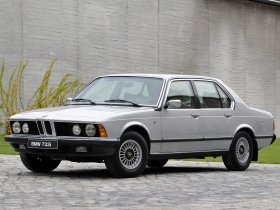 Fotos de BMW Serie 7 733i Security E23 1977