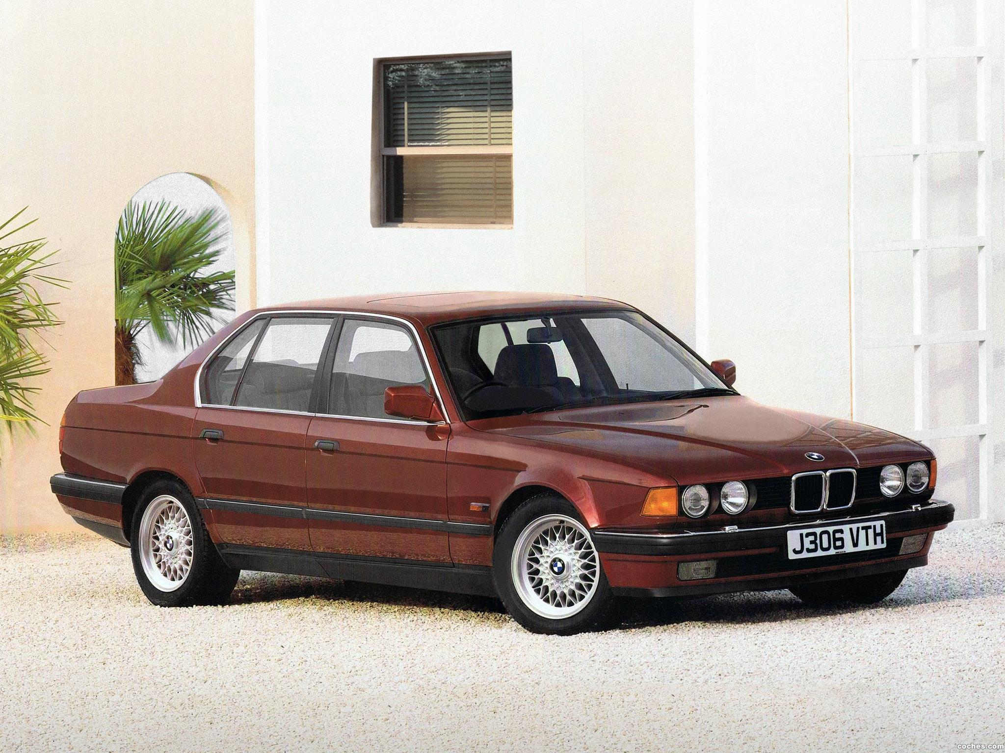 Foto 0 de BMW Serie 7 735i E32 UK 1986