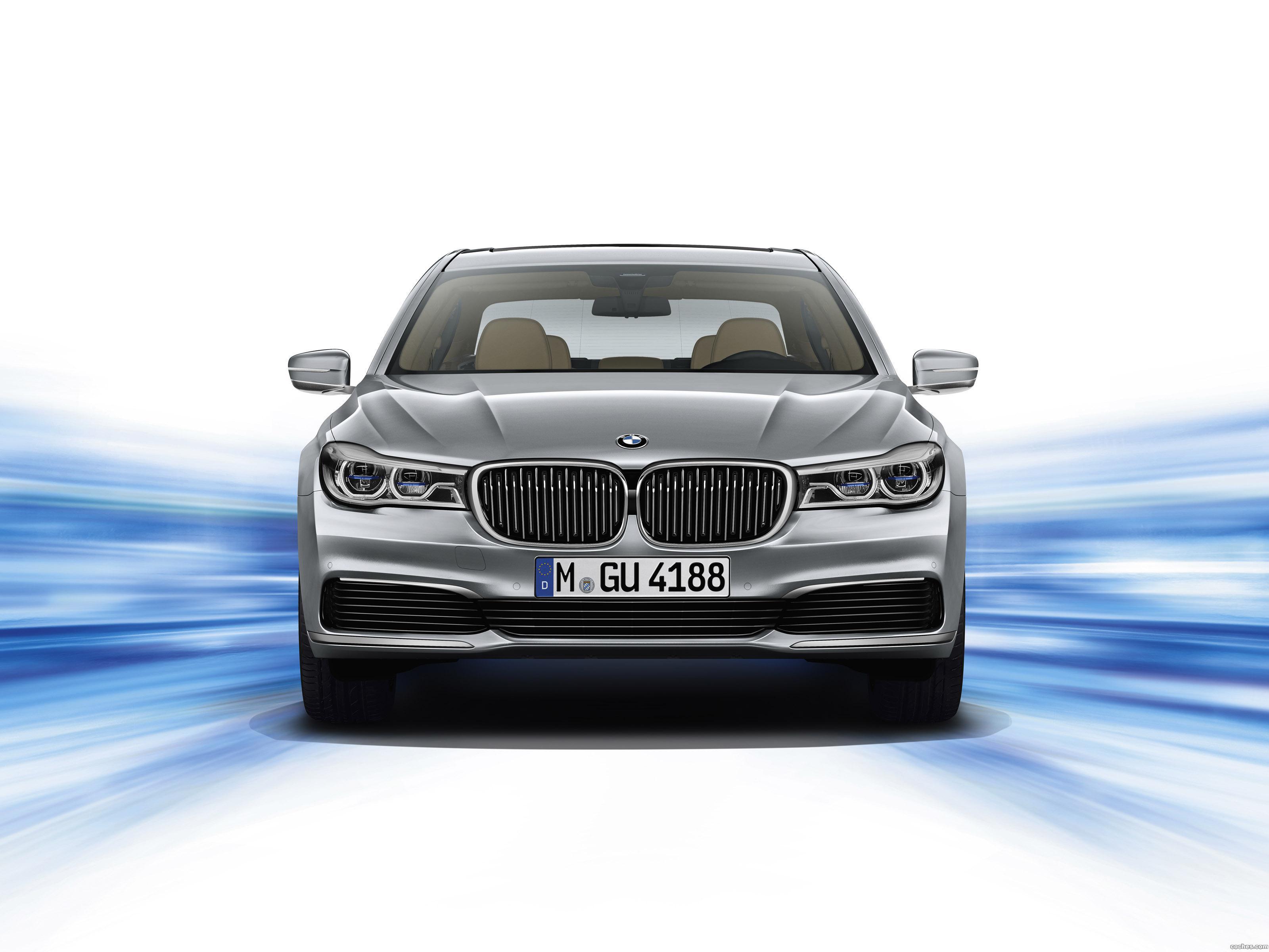 Foto 0 de BMW Serie 7 740Le G12 2015