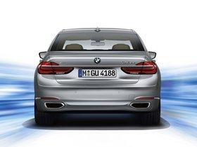 Ver foto 5 de BMW Serie 7 740Le G12 2015