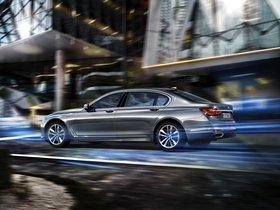 Ver foto 4 de BMW Serie 7 740Le G12 2015