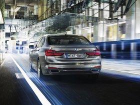 Ver foto 3 de BMW Serie 7 740Le G12 2015