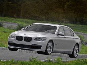 Ver foto 5 de BMW Serie 7 740Li F02 USA 2010