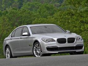 Ver foto 4 de BMW Serie 7 740Li F02 USA 2010
