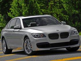 Ver foto 3 de BMW Serie 7 740Li F02 USA 2010