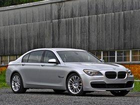 Ver foto 2 de BMW Serie 7 740Li F02 USA 2010