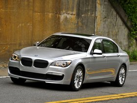 Fotos de BMW Serie 7 740Li F02 USA 2010