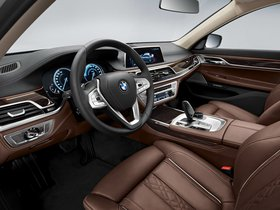 Ver foto 9 de BMW Serie 7 740e iPerformance G11 2016