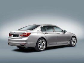 Ver foto 7 de BMW Serie 7 740e iPerformance G11 2016