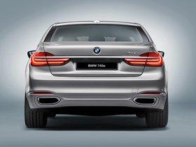 Ver foto 2 de BMW Serie 7 740e iPerformance G11 2016