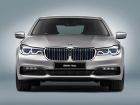 Fotos de BMW Serie 7 740e iPerformance G11 2016