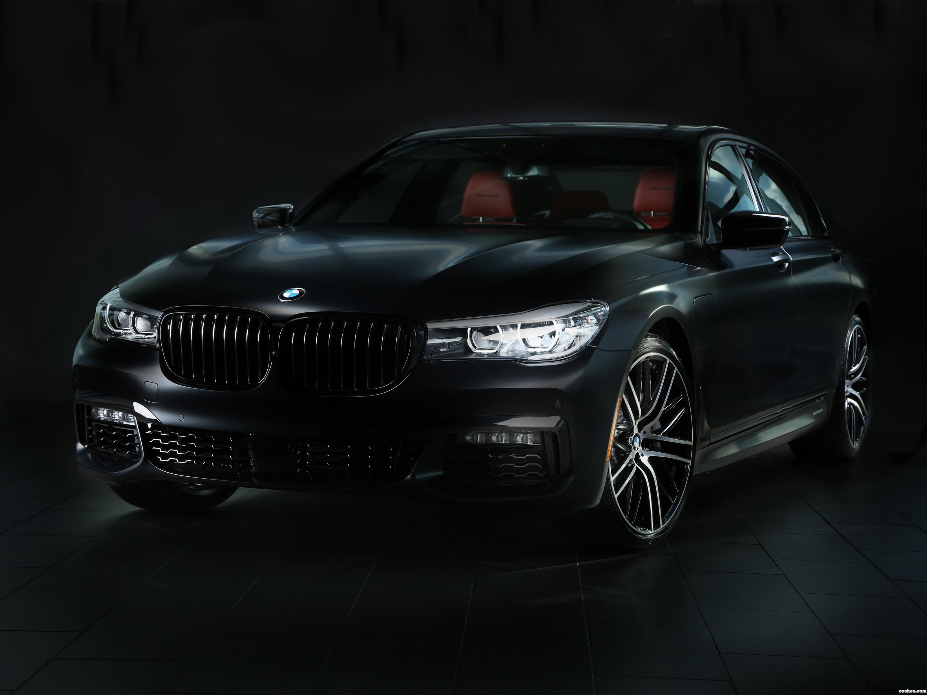 Foto 0 de BMW 740e iPerformance M Performance Accessories G11 US 2016