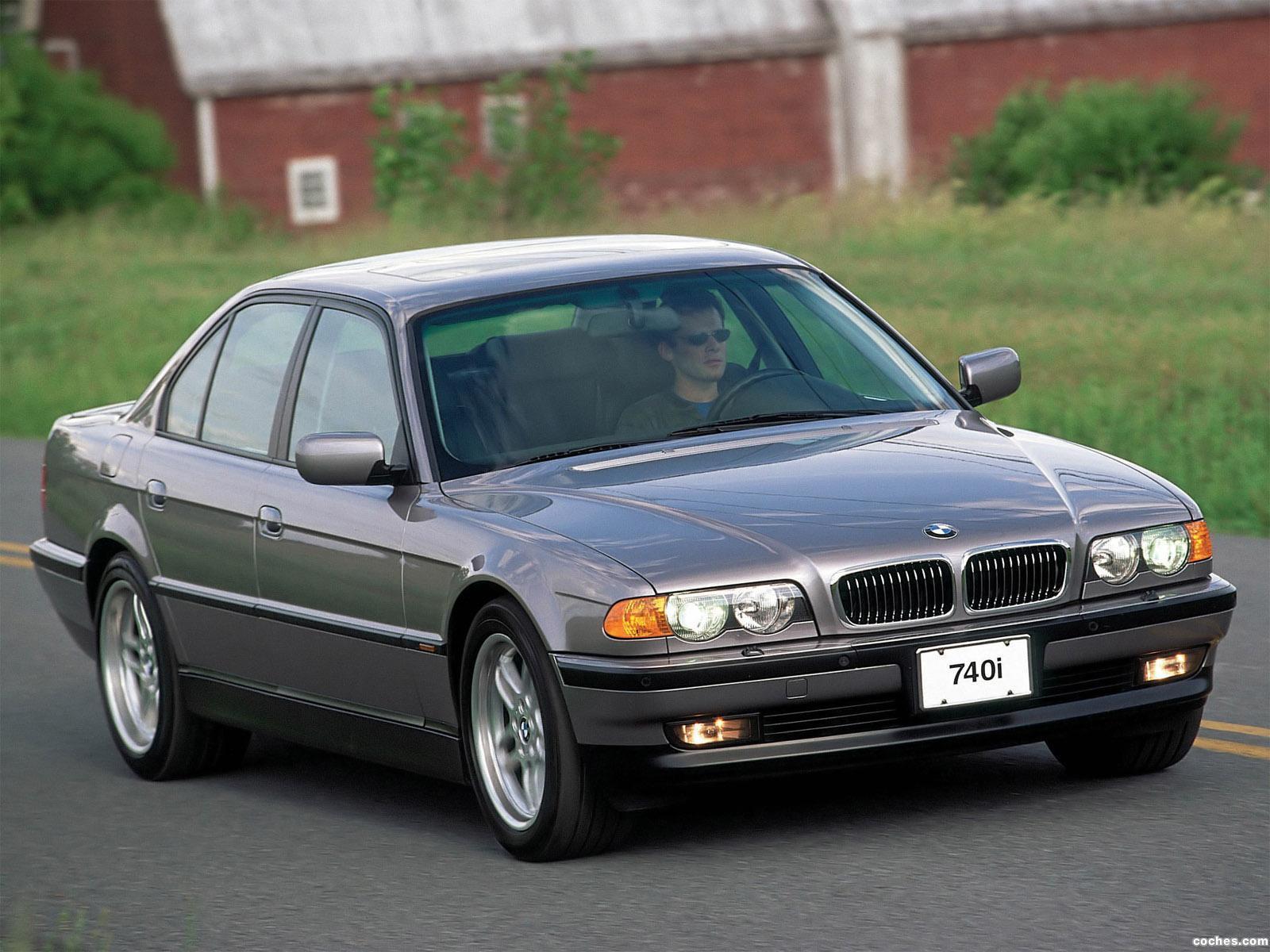 Foto 0 de BMW Serie 7 740i E38 USA 1998