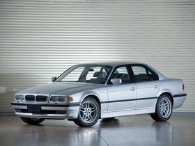 Ver foto 4 de BMW Serie 7 740i E38 USA 1998
