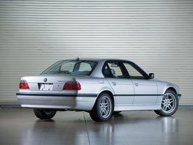 Ver foto 3 de BMW Serie 7 740i E38 USA 1998