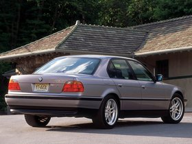 Ver foto 2 de BMW Serie 7 740i E38 USA 1998