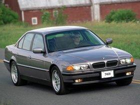 Fotos de BMW Serie 7 740i E38 USA 1998