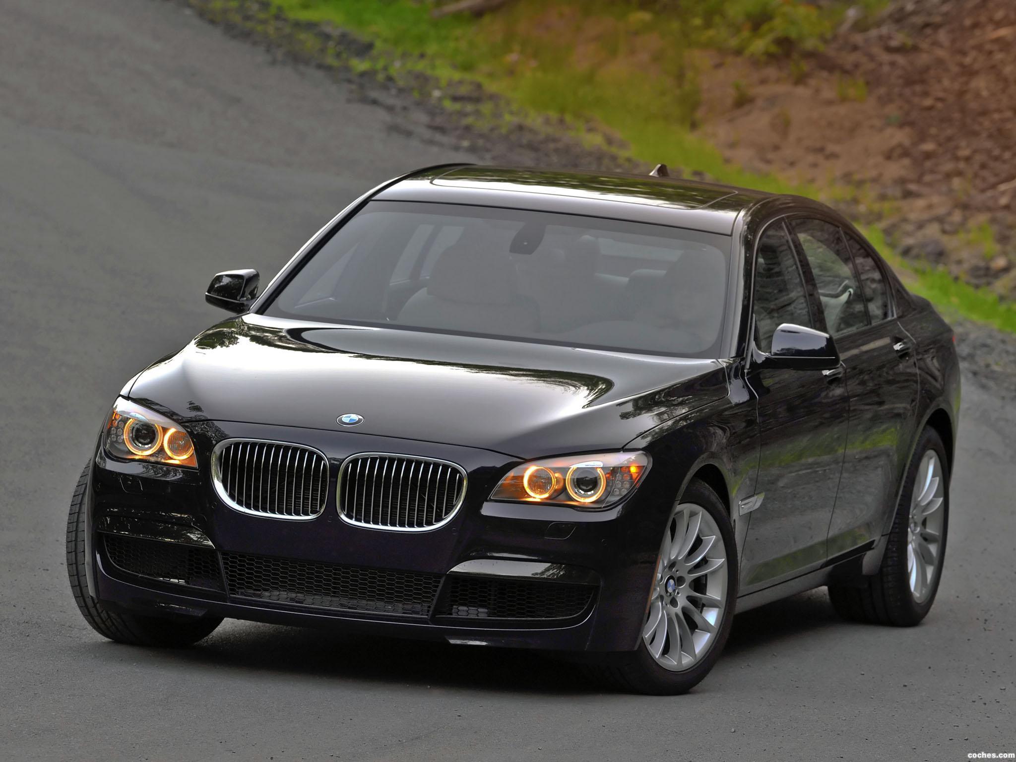Foto 0 de BMW Serie 7 740i F01 USA 2010