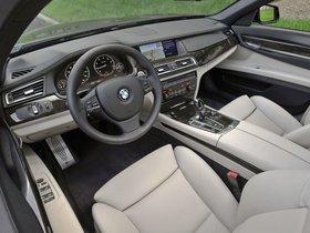 Ver foto 5 de BMW Serie 7 740i F01 USA 2010