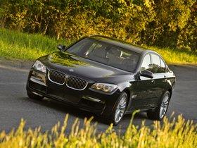 Ver foto 2 de BMW Serie 7 740i F01 USA 2010