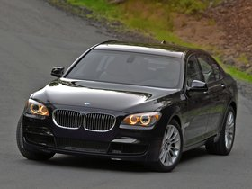 Fotos de BMW Serie 7 740i F01 USA 2010