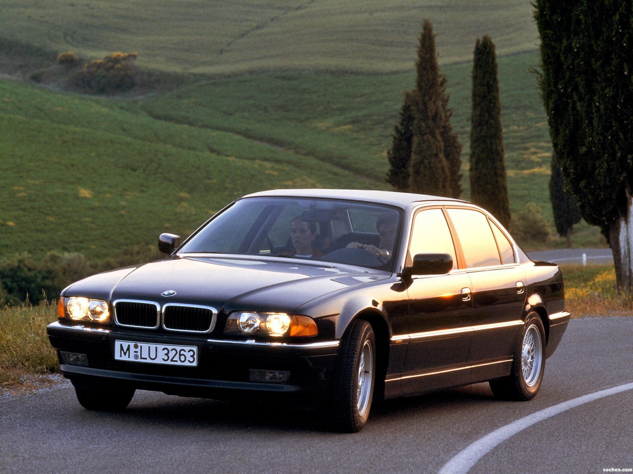 Foto 0 de BMW Serie 7 740iL E38 1994