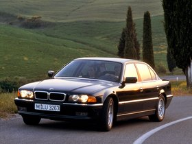 Fotos de BMW Serie 7 740iL E38 1994