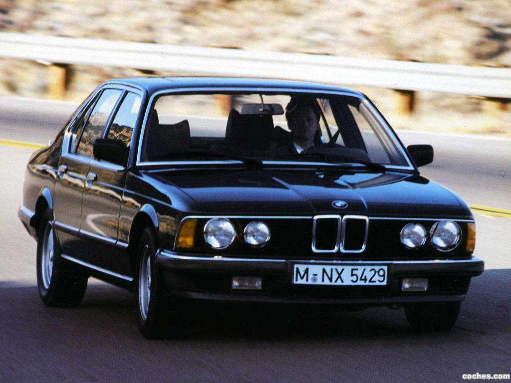 Foto 1 de BMW Serie 7 745i E23 1980