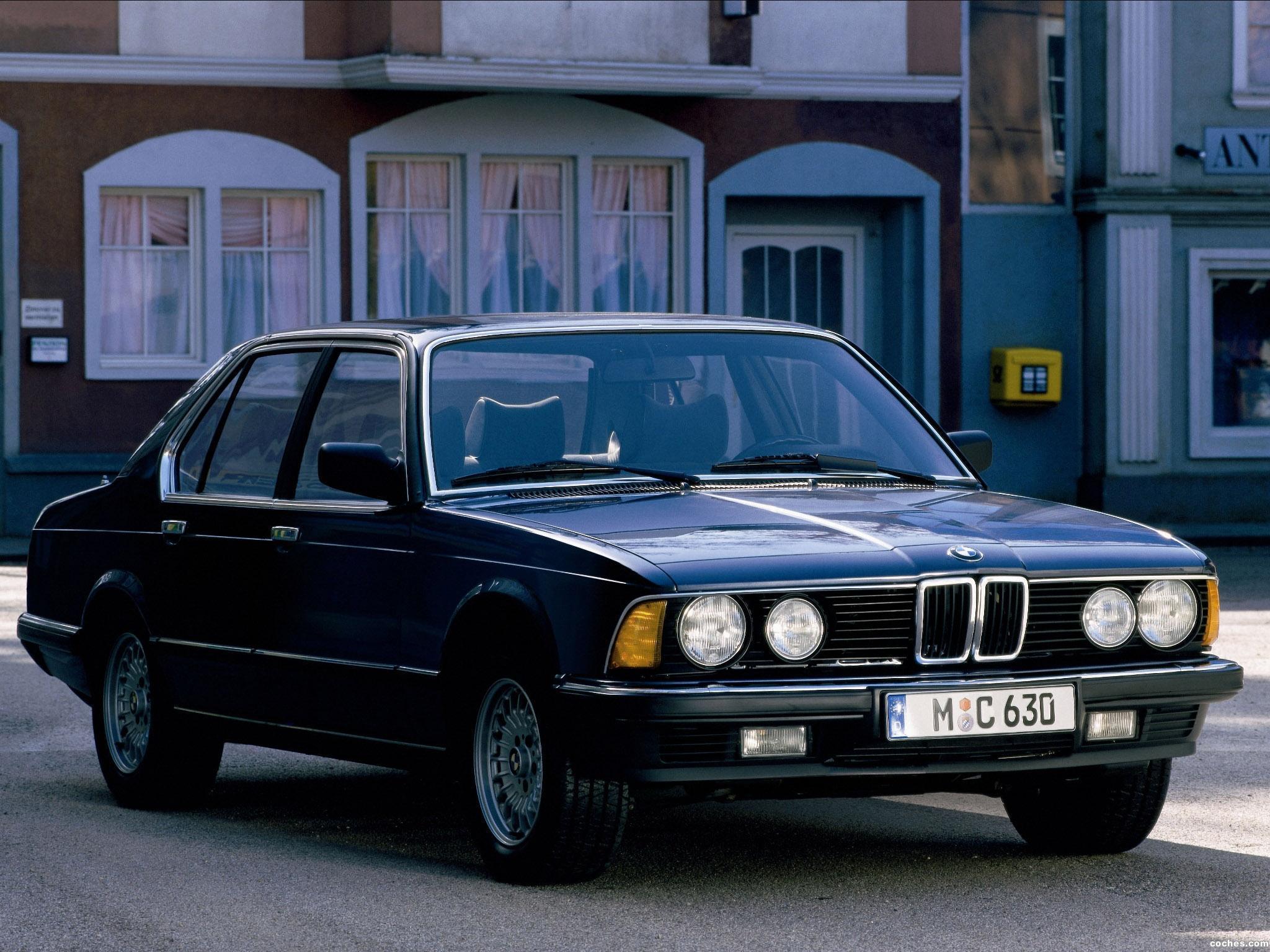 Foto 0 de BMW Serie 7 745i E23 1980