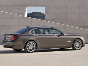 Ver foto 10 de BMW Serie 7 750Li F02 2012