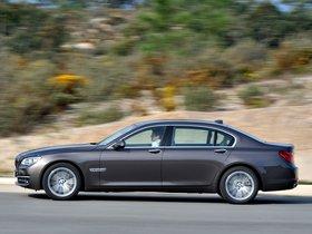 Ver foto 4 de BMW Serie 7 750Li F02 2012