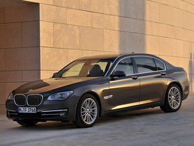 Ver foto 3 de BMW Serie 7 750Li F02 2012